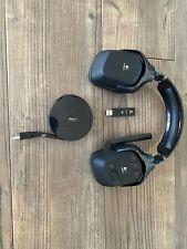 Logitech G930 Black Over the Ear Headset