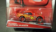 DISNEY PIXAR CARS DETERMINED LIGHTNING MCQUEEN 2015 SAVE 5% WORLDWIDE FAST SHIP