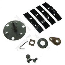 Lavadora INDESIT Is60v, is60vexpai, is60vnl secadora de tambor teniendo Eje Kit de reparación