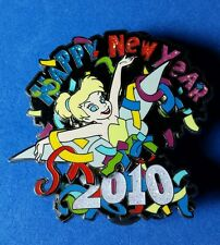Tinker Bell Happy New Year Pre Production Disney Pin 2010 Le Pp Rare
