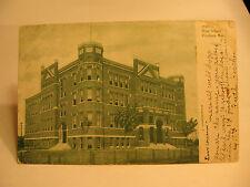 1907 Pittsburg, Kansas, High School Postcard