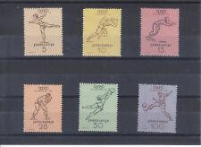 OLYMPIC 1952 YUGOSLAVIA STAMP FULL SET MNH
