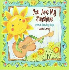 FREE US SH (int'l sh=$0-$3) NEW CD Nikki Loney: You Are My Sunshine Soundtrack