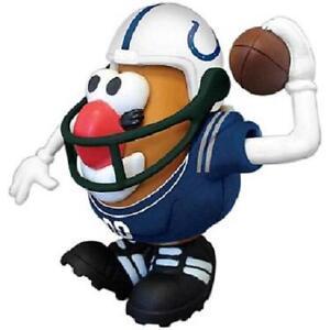 Indianapolis Colts Sports Spud Mr Potato Head
