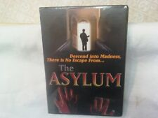 The Asylum DVD - LOW PRICE! FACTORY SEALED! EXCELLENT CONDITION!