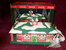 "Coca-Cola 1992 ""TOWN SQUARE"" BUILDING: ""TRAIN DEPOT"""