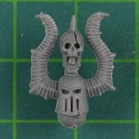 Slaves to Darkness Chaos Knights  Kopf C Warhammer Fantasy Bitz 8508