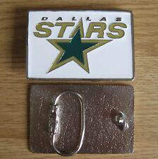Stars Dallas hockey belt buckle