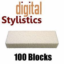 Foam Block Insert (100)  NES Nintendo  (Styrofoam Blocks, Inserts) NES CIB boxes