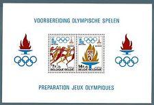 BELGIO - BF - 1978 - Preparazione alle Olimpiadi