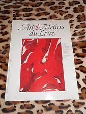 REVUE ARTS & METIERS DU LIVRE n° 192 - 1995