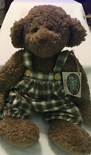 Cottage Collectibles Maxwell Bear Ganz Stuffed Animal Plush Teddy Retired Nwt