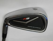 Left Handed TaylorMade R9 6 Iron KBS Regular Steel Shaft