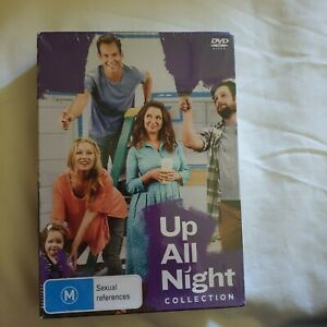 Up All Night Season 1 & Season 2 Collection : TV Series : Brand New 8 Disc Set