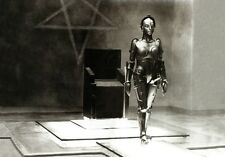 B&W PHOTO STILL OF MARIA METROPOLIS BY FRITZ LANG 1927 A3 FILM POSTER PRINT