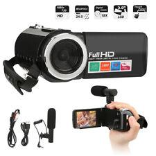 "FHD Night Vision 18X ZOOM Videocamera digitale LCD da 3 ""Videocamera DV +"
