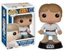 STAR Wars Luke Skywalker Tatooine Funko Pop. VINILE! Scatola Nuovo di zecca. il venditore Regno Unito.