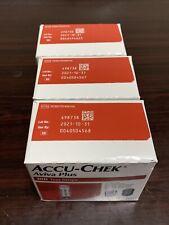 Accu-Chek Aviva Plus Test Strip