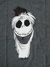 Nightmare before Christmas shirt tshirt mens XL new jack Skellington santa hat