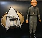 "Star Trek Next Generation Ferengi 10"" Figure W/ Base Enesco 1993 With Tag"