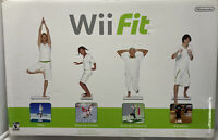 Nintendo Wii Balance Board With Box Bundle Wii Fit Tested