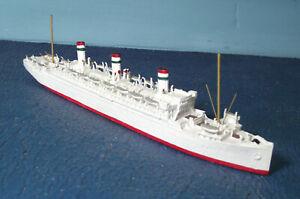 "CM 1:1250 Ital. Passagierschiff "" LOMBARDIA "" CM 232"