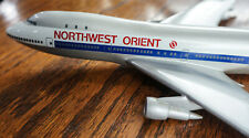 VINTAGE NORTHWEST ORIENT AIRLINES 747 (AIR JET ADVANCE) AIRCRAFT 1/200 MODEL