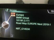 BMW Navi Update F30 F20 F25 F10 F31 F34 NBT NEXT Freischaltcode 2019-1 DOWNLOAD