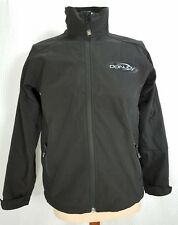 ACODE Windwear Active Wear Mens Jacket full zip black sz Large