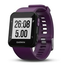 Garmin Forerunner 30 l GPS-laufuhr l amatista/púrpura l del alemán distribuidor