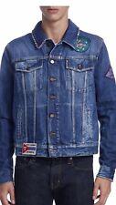70521f96a9 Yves Saint Laurent Denim Coats & Jackets for Men for sale | eBay