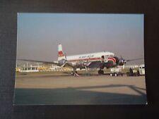 CPM KAR AIR DC6B Paris Le Bourget