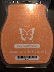 Farmstand Pumpkin Scentsy Bar