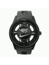 New Nike Luxury Unisex Black Sports Watch