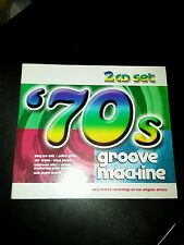 2 CDs Set 70's Groove Machine
