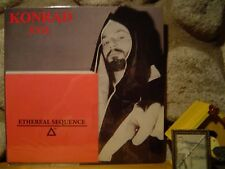 "KONRAD Evil LP+7""/1981-'82 New York Outsider Private Press Synth Pop Masterpiece"