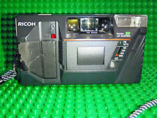 RICOH AF-505 RIKENON Sharp 35mm f:3.5 Auto Focus Film Camera Untested