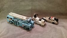 Transformers G1 Vintage  - Hot Spot - Defensor Groove And Streetwise