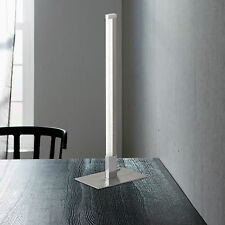 Wofi LED Lámpara De Mesa Horton 1-flg Níquel Mate Cromo Interruptor 4 Vatios 260