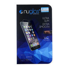 NuGlas Tempered Glass Screen Protector for iPhone 7 8 Plus Ultra Slim 0.3MM 9H