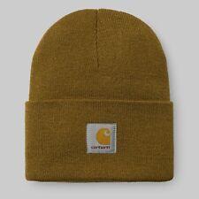 Carhartt Acrylic Watch hat - Cappello Unisex colore Hamilton Brown Taglia TA