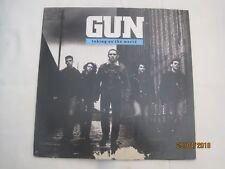 GUN Taking On The World inner sleeve A&M Records 1989 free UK post