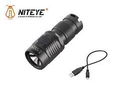 New Jetbeam Niteye EC-R16 Cree XP-L 750 Lumens USB Charge LED Flashlight