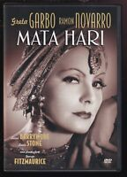 EBOND Mata hari  con Greta Garbo DVD D554914