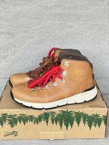 """Danner Mountain 600 4.5"""" Boots 62246 Saddle Tan Men's Size 10.5 D Hiking"""