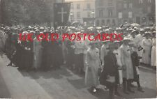 Herefordshire - HEREFORD, Girls' Friendly Society Parade - Real Photo