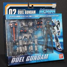 Advanced MSIA GAT X-102 Duel Gundam. Sealed new Mobile Suit Seed mecha Bandai