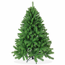 Künstlicher Weihnachtsbaum 150cm Douglastanne PE Spritzguss Tannenbaum grün;PT02
