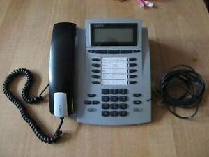 Telefon AGFEO ST 42 silber System-Telefon