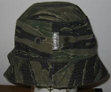 FUCT Tiger Stripe Reversible Bucket Hat
